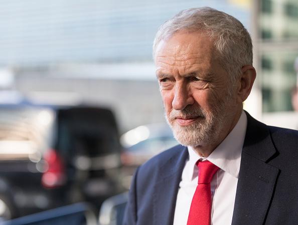 Jeremy Corbyn「Jeremy Corbyn And Labour's Brexit Team Meet With」:写真・画像(5)[壁紙.com]