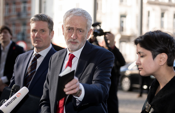 影「Jeremy Corbyn And Labour's Brexit Team Meet With」:写真・画像(18)[壁紙.com]