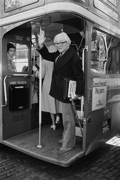 Double-Decker Bus「Michael Foot」:写真・画像(5)[壁紙.com]
