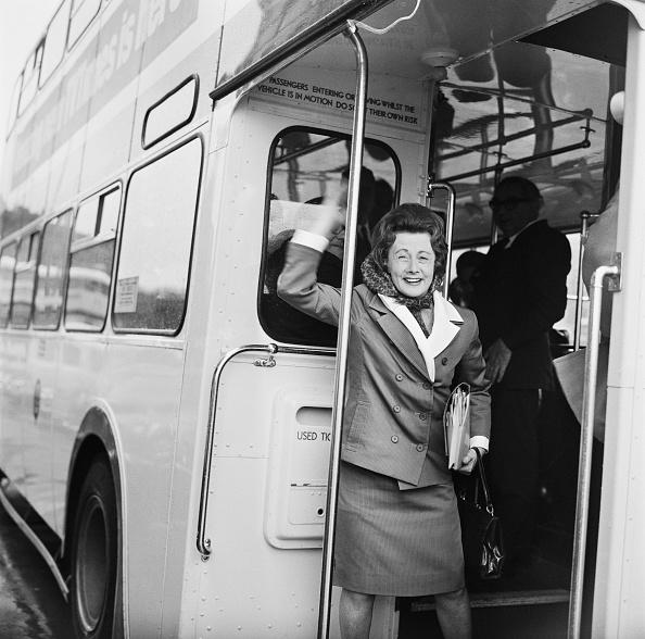 Double-Decker Bus「Barbara Castle」:写真・画像(9)[壁紙.com]