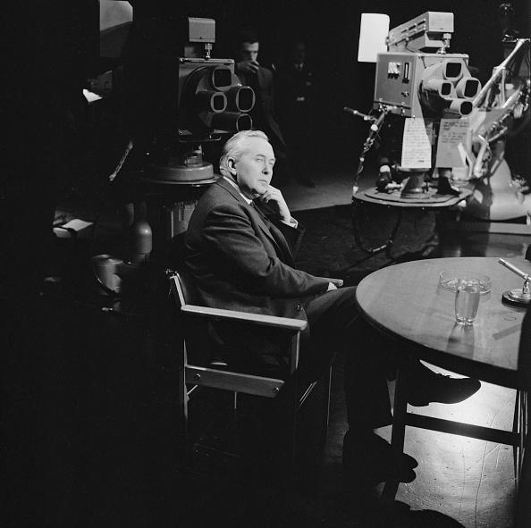 Terry Disney「Harold Wilson on BBC」:写真・画像(17)[壁紙.com]
