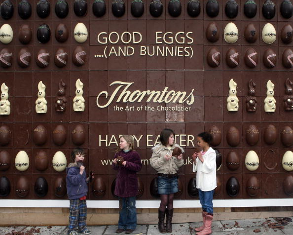 Candy Store「Thorntons Unveils World's First Edible Billboard」:写真・画像(14)[壁紙.com]