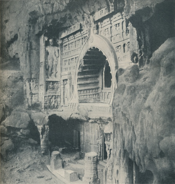 Architectural Feature「Columns And Architrave Chiselled From The Rock With Wondrous Skill」:写真・画像(15)[壁紙.com]
