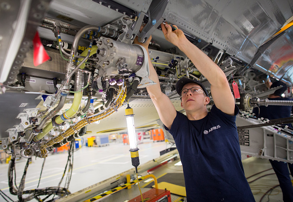 The Talented Mr「Behind The Scenes At The Bristol Airbus Factory」:写真・画像(5)[壁紙.com]