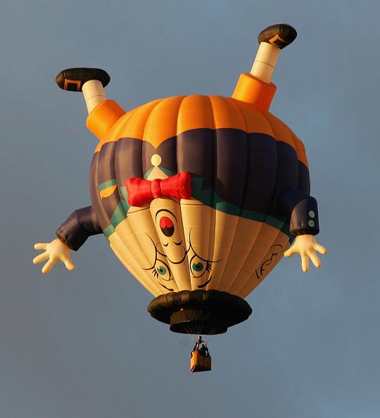 Hot Air Balloon「Wairarapa International Balloon Festival」:写真・画像(5)[壁紙.com]