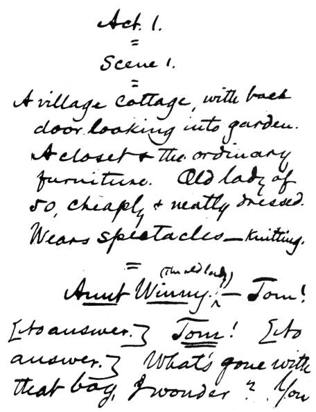 Manuscript「Mark Twain 's hand-manuscript of 'Tom Sawyer'」:写真・画像(10)[壁紙.com]