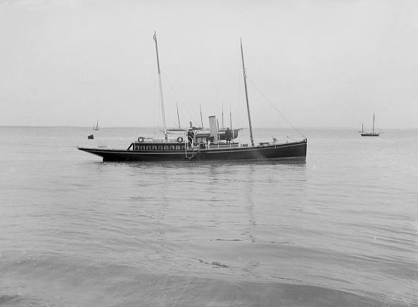 1900「The Steam Yacht Volage」:写真・画像(5)[壁紙.com]