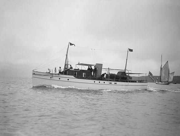 1900「The Steam Yacht California Under Way」:写真・画像(6)[壁紙.com]