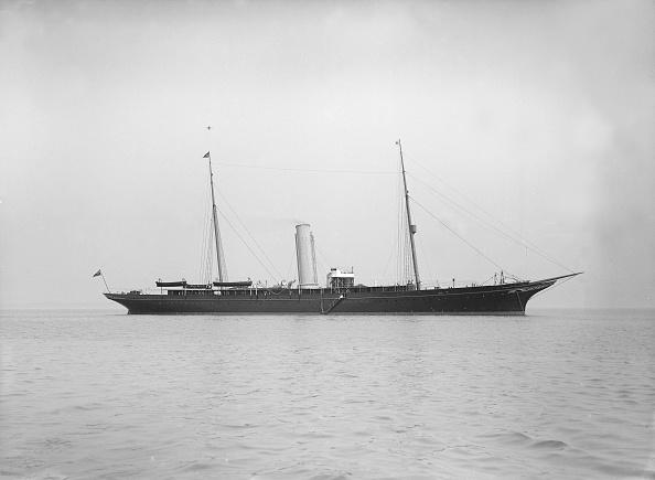 Passenger Craft「The Steam Yacht Valiant」:写真・画像(18)[壁紙.com]