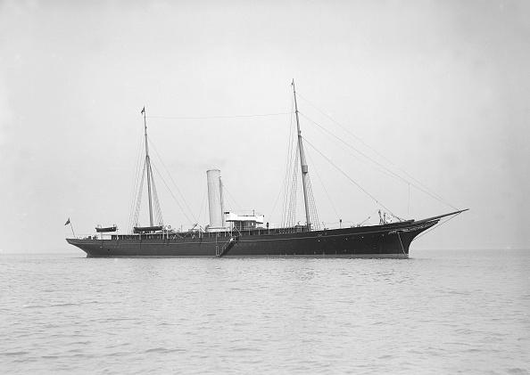 船・ヨット「The Steam Yacht Valiant」:写真・画像(15)[壁紙.com]