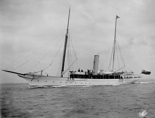 Passenger Craft「The Steam Yacht Laranda」:写真・画像(17)[壁紙.com]