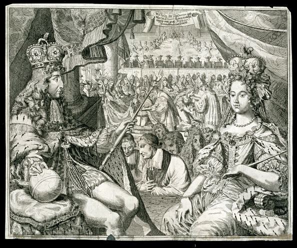 Sphere「William III And Mary II King And Queen Of Great Britain And Ireland circa 1689」:写真・画像(5)[壁紙.com]
