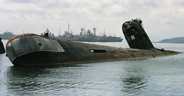 Russian Culture「Submarine Cemetery in Russia」:写真・画像(14)[壁紙.com]