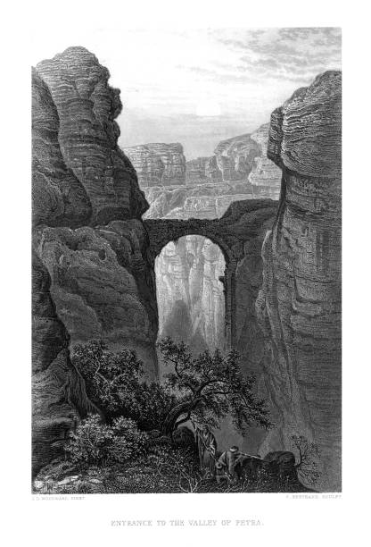 Entrance To The Valley Of Petra:ニュース(壁紙.com)
