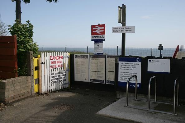 Danger「Entrance to Balmossie station」:写真・画像(13)[壁紙.com]
