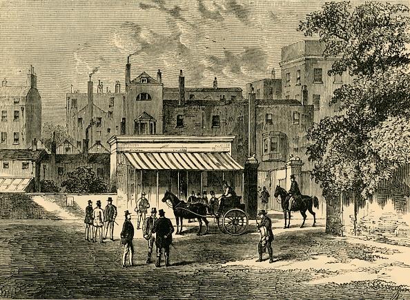 "Knightsbridge「Entrance To Old ""Tattersalls"" C」:写真・画像(5)[壁紙.com]"