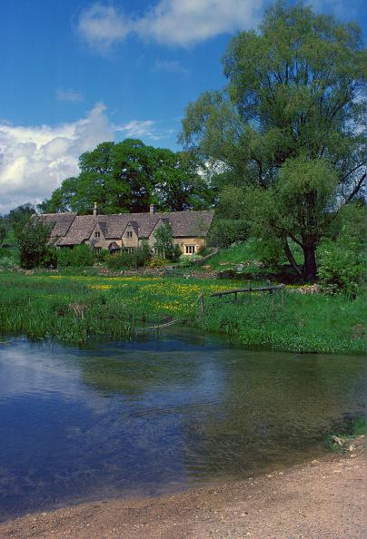 Tim Graham「Cottages, Upper Slaughter, UK」:写真・画像(16)[壁紙.com]