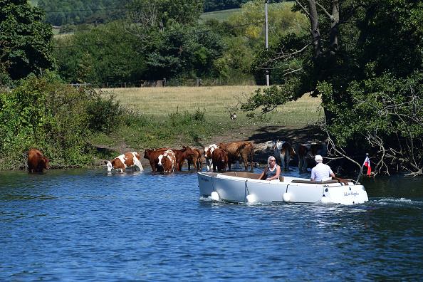 Carl flock「Britain Enjoys The Start Of A Two Day Heatwave」:写真・画像(1)[壁紙.com]