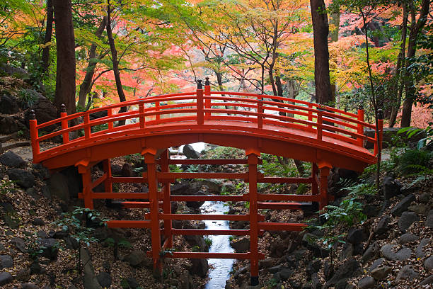 Tsutenkyo Bridge:スマホ壁紙(壁紙.com)