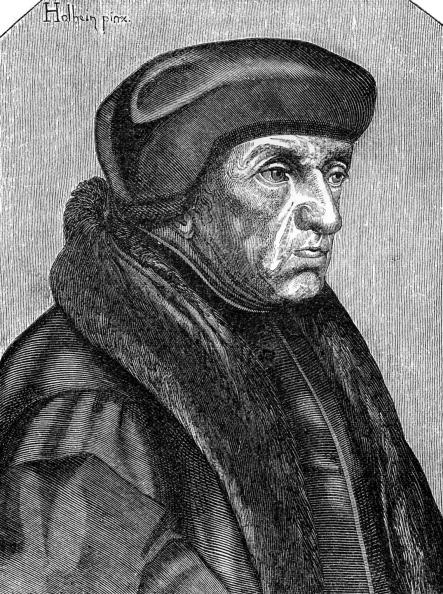 Circa 15th Century「Desiderius Erasmus」:写真・画像(5)[壁紙.com]