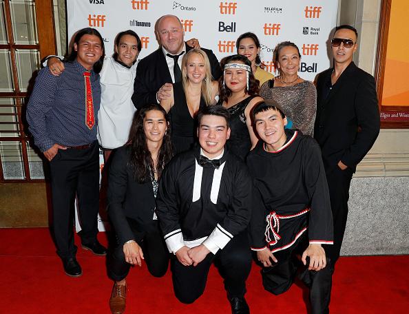 "Brian Cardinal「2018 Toronto International Film Festival - ""The Grizzlies"" Premiere」:写真・画像(7)[壁紙.com]"