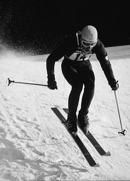Ski Slope「Egon Zimmermann Takes The Gold!」:写真・画像(16)[壁紙.com]