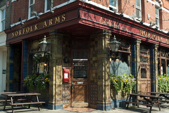Geographical Locations「Norfolk Arms」:写真・画像(18)[壁紙.com]