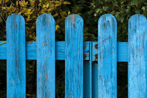 Tradition「Blue Fence in Eyrabakki, Iceland」:スマホ壁紙(2)