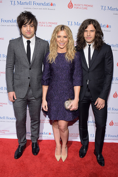 T 「T.J. Martell Foundation's 39th Annual New York Honors Gala - Arrivals」:写真・画像(2)[壁紙.com]