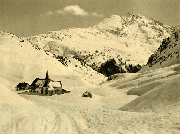 Mountain「St Christoph Am Arlberg」:写真・画像(14)[壁紙.com]