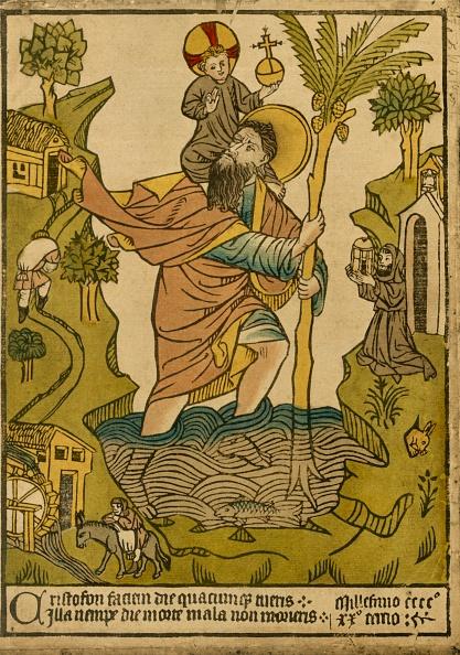 Miracle「St Christopher 1423」:写真・画像(3)[壁紙.com]