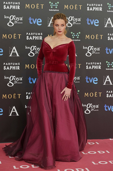 Carolina Bang「Goya Cinema Awards 2015 - Red Carpet」:写真・画像(19)[壁紙.com]