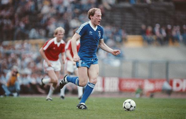 Club Soccer「Alan Brazil Ipswich Town UEFA Cup Final 1981」:写真・画像(10)[壁紙.com]