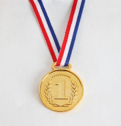 Medal「number one」:スマホ壁紙(19)