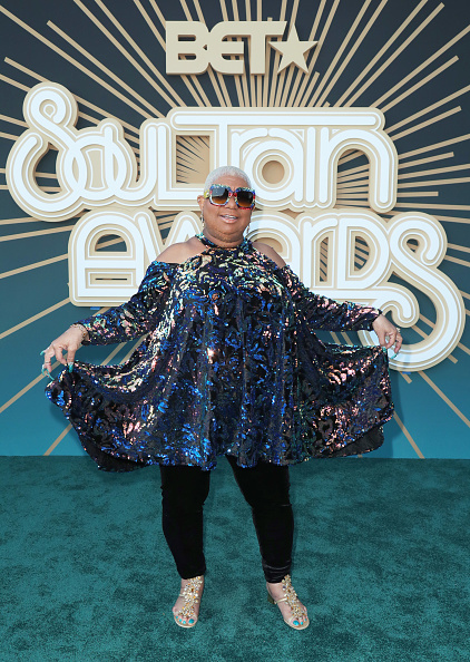 Soul Train Music Awards「BET Presents: 2019 Soul Train Awards -  Red Carpet」:写真・画像(7)[壁紙.com]