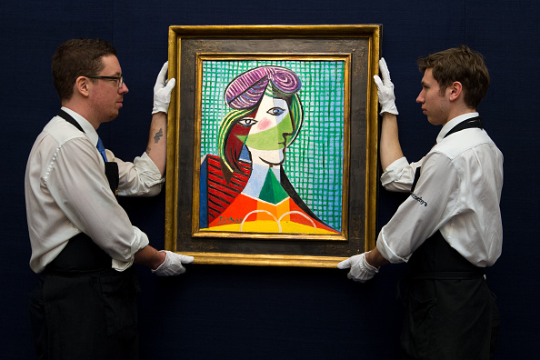 Auction「Highlights Of Sotheby's Giants Of 20th Century Art Sale」:写真・画像(17)[壁紙.com]