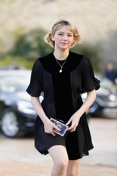 クリスチャンディオール「Christian Dior : Outside Arrivals - Paris Fashion Week - Haute Couture Spring Summer 2018」:写真・画像(18)[壁紙.com]