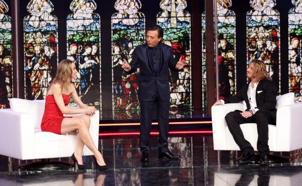 "Federico Balzaretti「""Chiambretti Night"" Italian TV Show: January 23, 2011」:写真・画像(6)[壁紙.com]"