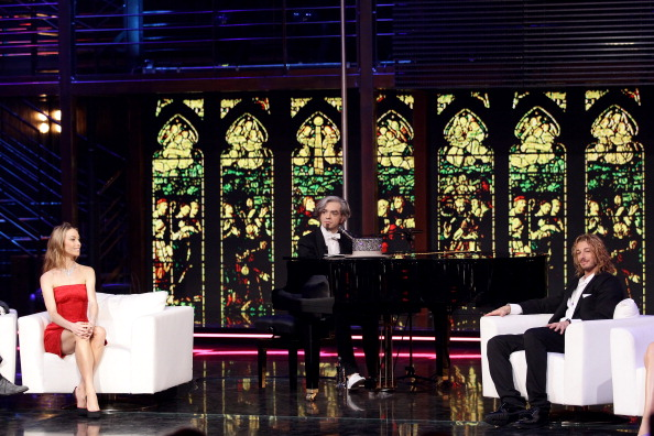 "Federico Balzaretti「""Chiambretti Night"" Italian TV Show: January 23, 2011」:写真・画像(5)[壁紙.com]"