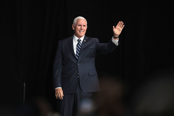 Mike Pence「President Trump And Other Notable Leaders Address Annual NRA Meeting」:写真・画像(19)[壁紙.com]