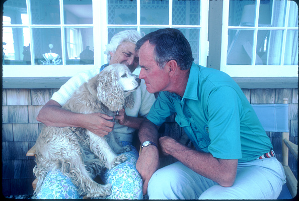 Politician「George Bush On Family Vacation」:写真・画像(9)[壁紙.com]