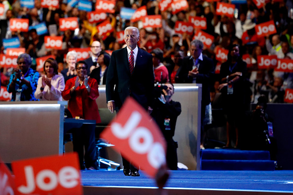 Wells Fargo Center - Philadelphia「Democratic National Convention: Day Three」:写真・画像(6)[壁紙.com]