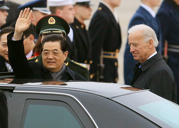 Maryland - US State「Biden Leads Delegation At Arrival Ceremony For Chinese President To U.S.」:写真・画像(15)[壁紙.com]