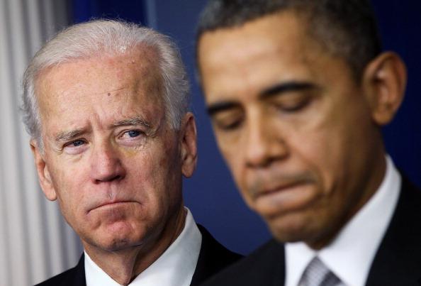 Vice President「President Obama Announces Vice President Biden To Lead Interagency Task Force On Gun Control」:写真・画像(10)[壁紙.com]