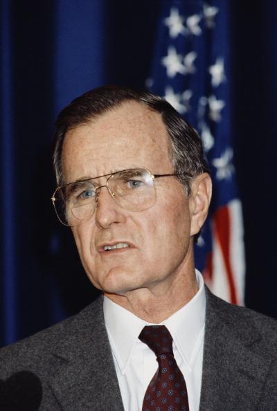 Heathrow Airport「U.S. Vice President George H.W. Bush」:写真・画像(0)[壁紙.com]