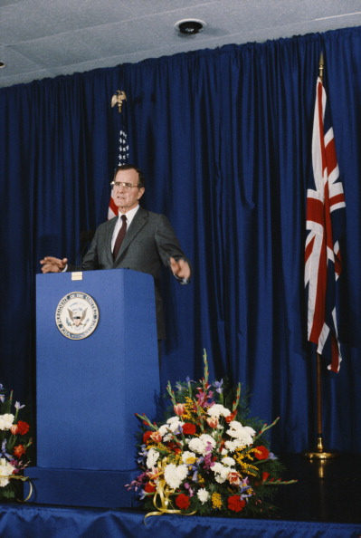 Heathrow Airport「U.S. Vice President George H.W. Bush」:写真・画像(13)[壁紙.com]