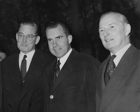 US President「Nixon In London」:写真・画像(12)[壁紙.com]