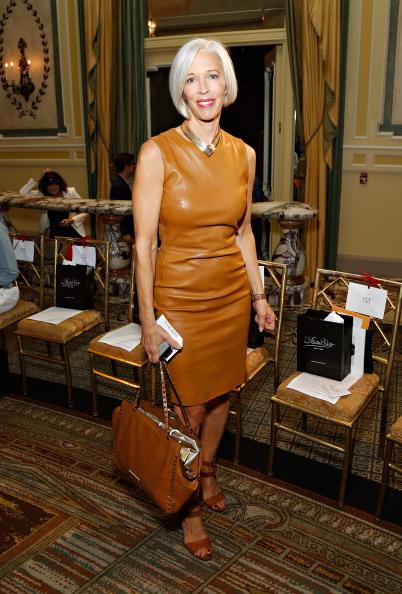 Linda Fargo「Michael Bastian - Front Row - Mercedes-Benz Fashion Week Spring 2014」:写真・画像(11)[壁紙.com]