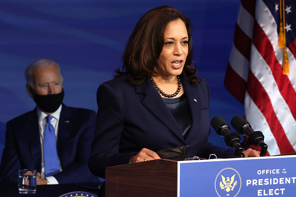 Event「Joe Biden And Kamala Harris Introduces More Members Of Their Incoming Administration」:写真・画像(13)[壁紙.com]