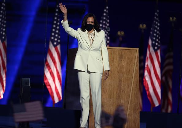 Speech「President-Elect Joe Biden And Vice President-Elect Kamala Harris Address The Nation After Election Win」:写真・画像(12)[壁紙.com]